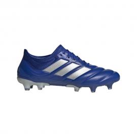 ADIDAS scarpe da calcio copa 20.1 fg blu argento uomo