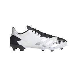 ADIDAS scarpe da calcio predator 20.2 fg bianco oro uomo