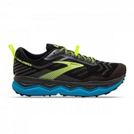 Brooks Scarpe Trail Running Caldera 4 Nero Blu Uomo