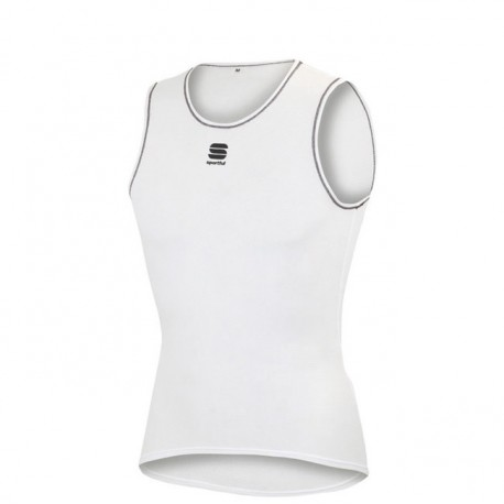 Sportful Maglia Thermodynamic Lite Sleeveless White