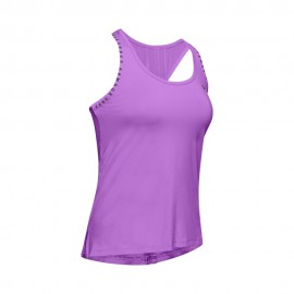 Under Armour Canotta Palestra Rosa Donna