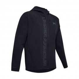 Under Armour Giacca Running Qualifier Outrun Storm Nero Uomo