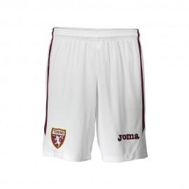 Joma Sport Pantaloncini Calcio Torino Home 20/21 Bianco Uomo