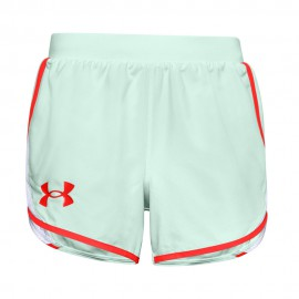 Under Armour Pantaloncini Running Fly By 2.0 Blu Donna