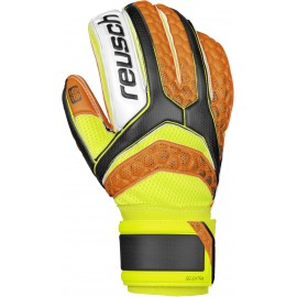 Reusch Guanto Pulse Sg Extra Black/Orange