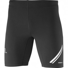 Salomon Short Ciclista Agile Black