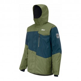 Picture Giacca Sci Styler Blue Verde Militare Uomo