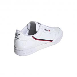 ADIDAS originals sneakers continental 80 vegan bianco uomo