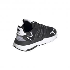 ADIDAS originals sneakers nike jogger nero argento uomo
