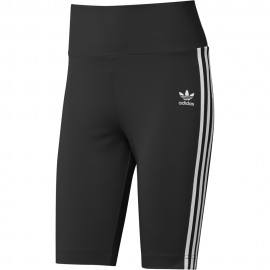 ADIDAS originals shorts ciclista triband  nero donna