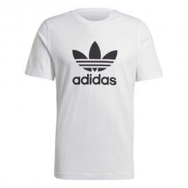 ADIDAS originals t-shirt logo aa bianco uomo