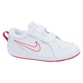 Nike Pico Psv Bianco/Rosa Bambina