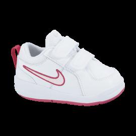 Nike Pico Tdv Bianco/Rosa Bambina