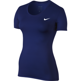 Nike T-Shirt Mm Cool Train Bluette Donna