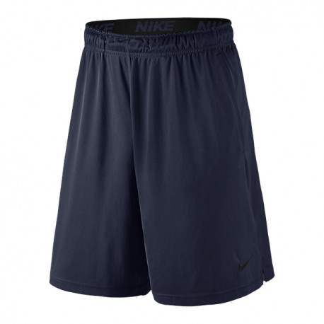 Nike Short Training Logo Blu