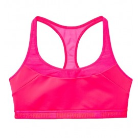 Under Armour Bra Mid Sup Breathe Train Harmony Donna
