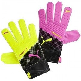 Puma Guanto Evopower Grip 4.3 Rc Rosa/Giallo