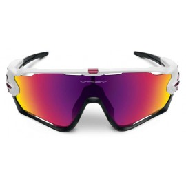 Oakley Occhiale Jawbreaker Polished White