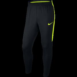 Nike Pantalone Dry Training Nero/Giallo