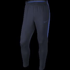 Nike Pantalone Dry Training Blu