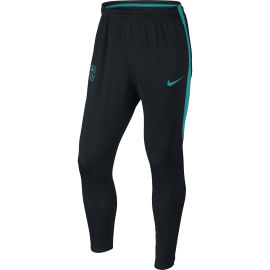 Nike Pantalone Fcb Training Nero/Energy