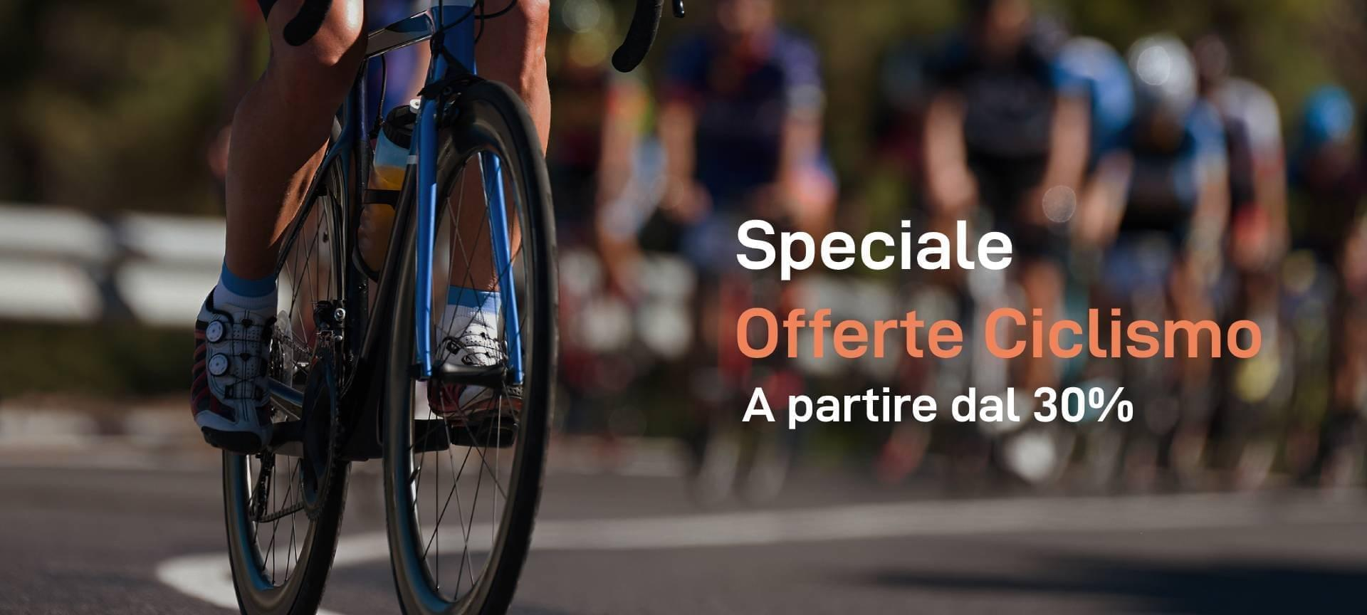 Speciale Offerta ciclismo